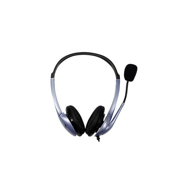 AUDIFONO GENIUS HS-04S CON MICROFONO, SINGLE JACK LAPTOP