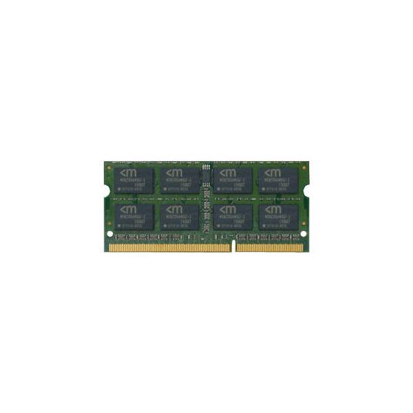 MEMORIA RAM MUSHKIN 992037 4GB DDR3 PC3L-12800 SODIMM